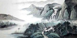 Wallpaper Gambar Tebing