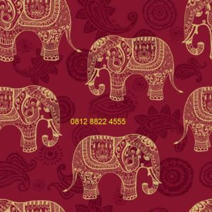 Motif Wallpaper Animals