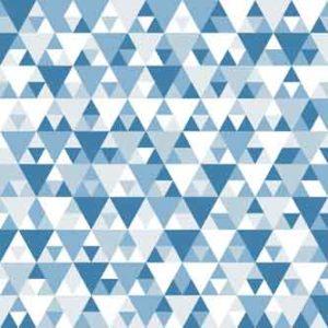 Wallpaper Custom motif Piramid