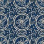 Wallpaper bentuk Batik