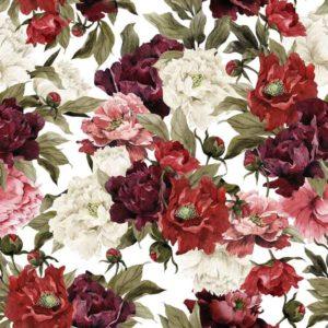 Motif Wallpaper Custom
