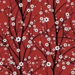Foto Wall Bunga Sakura