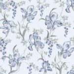 Wallpaper Motif Floral indonesia