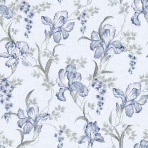 Wallpaper Motif Floral indonesia