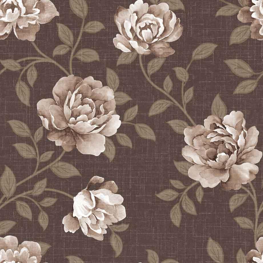 Floral Atau Wallpaper Dinding Motif Gambar Bunga
