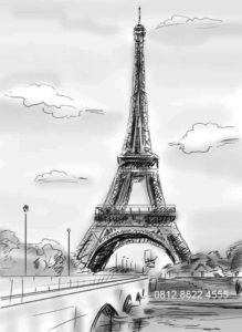 Wallpaper Gambar Paris