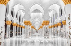 Gambar Mesjid Custom Wallpaper