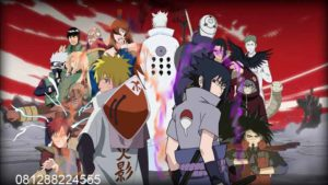 Wallpaper Gambar Naruto