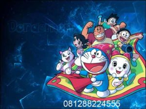 Wallpaper Doraemon Series