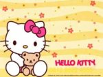 Hello Kitty Custom Wallpaper
