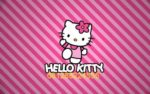 Wall Covering Hello Kitty Image