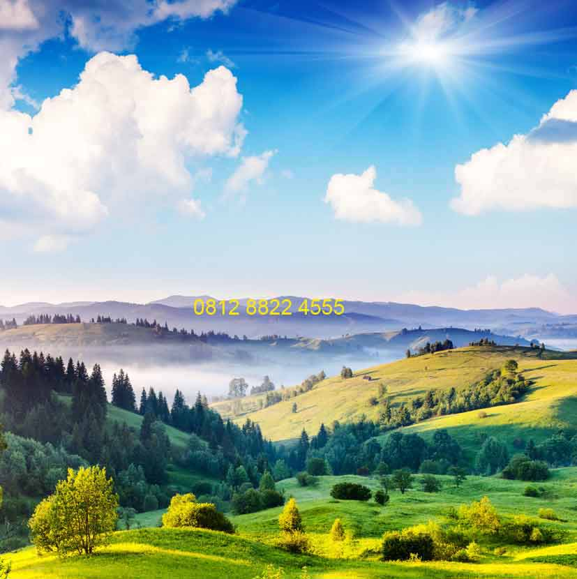 Download 480+ Background Pemandangan Bergerak HD Terbaik