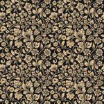 Wallpaper dinding Corak Batik