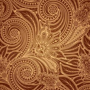 Wallpaper Dinding Warna Gold