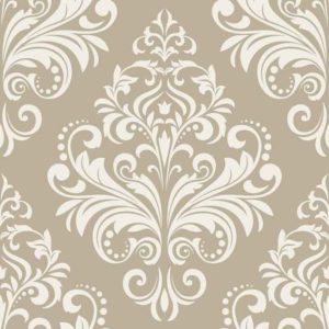 Wallpaper Motif Fabric