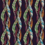 Fabric Wallpaper Warna Custom