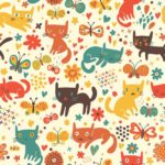 Wallpaper Custom Motif Anak-Anak
