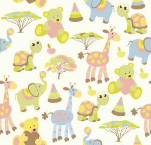 Wallpaper Motif Kids