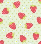 Wallpaper Gambar Buah Strowberry