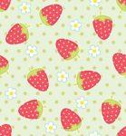 Wallpaper Gambar Buah Strowberry
