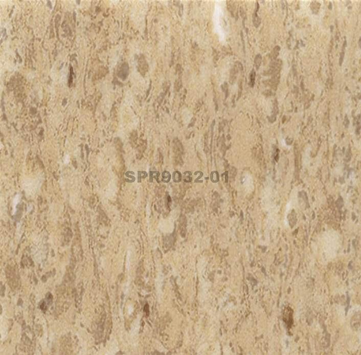 Karpet motif marmer