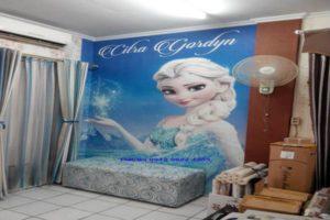 Wallpaper Dinding Gambar Frozen